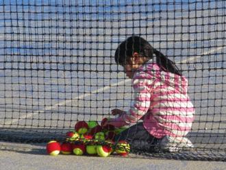 ワールドテニススクールのジュニアレッスン