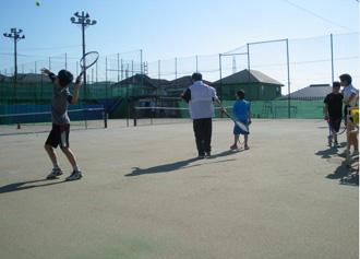 戸塚 テニススクール