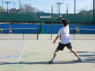 テニススクール 横浜