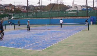 レンタルテニスコート 神奈川県横浜市戸塚