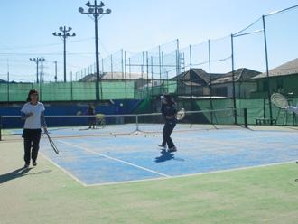 ワールドテニススクール
