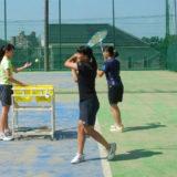 ワールドテニススクール 無料体験レッスン